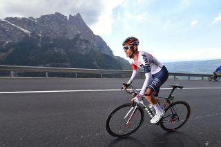 Cycling: 99th Tour of Italy 2016 / Stage 15 Stefan DENIFL (AUT)/ Castelrotto / Kastelruth - Alpe Di Suisi / Seiseralm 1844m (10,8km)/ Time Trial ITT/ Giro / © Tim De Waele