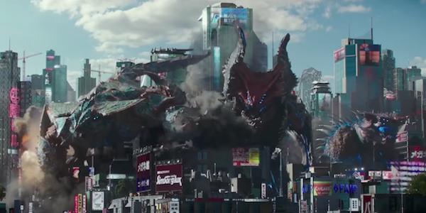 Pacific Rim: Uprising Kaiju