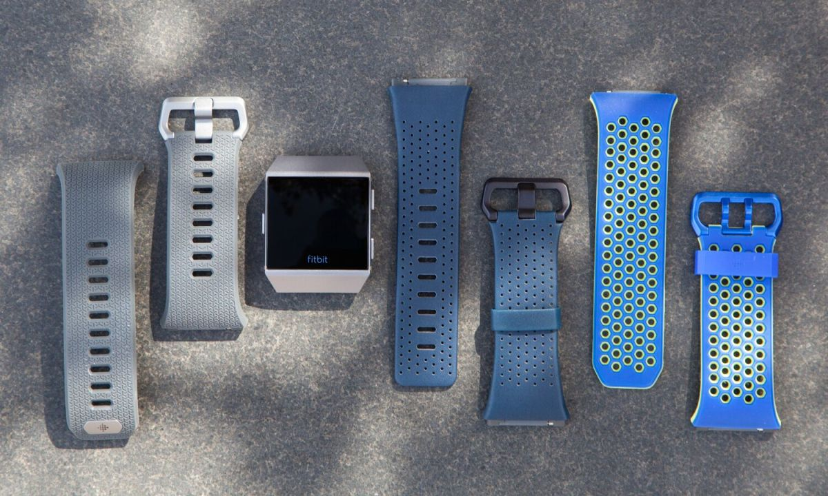 Fitbit Ionic Review: Next-Gen Fitness Smartwatch, Last-Gen