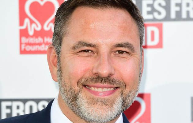 David Walliams, nightly show
