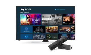 Sky Ticket für Amazon Fire TV