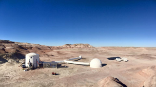Mars Society's Mars Desert Research Station in Utah