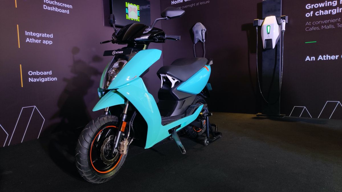 Ather Energy zooms into 10 indian cities with the 450X electric scooter - Techradar