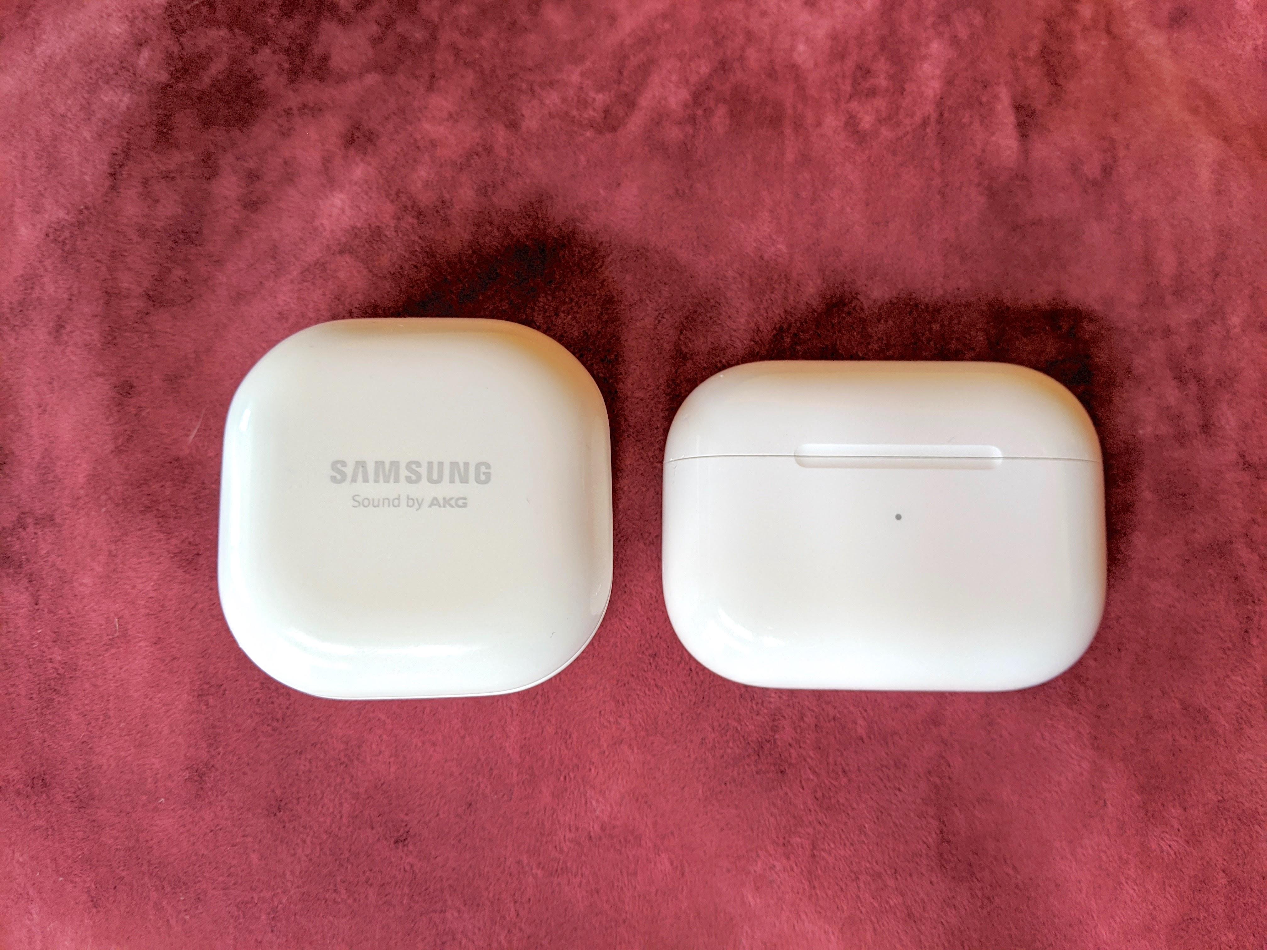 AirPods Pro vs Samsung Galaxy Buds Live