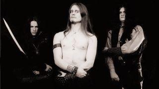 Enslaved promo pic 1994