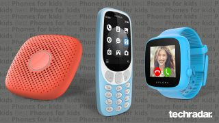 The best phones for kids, including Relay Screenless Phone, Xplora Go Clip and Nokia 3310 3G