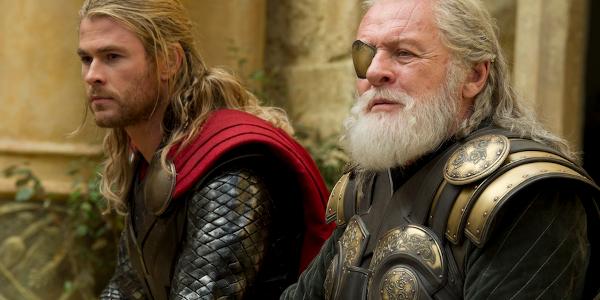 Thor The Dark World Thor Odin