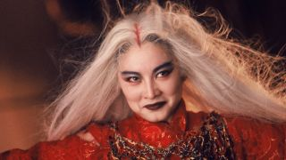 Brigitte Lin in The Bride With White Hair.