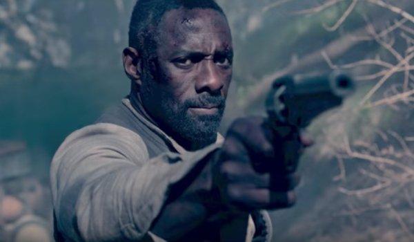 Idris Elba is The Gunslinger