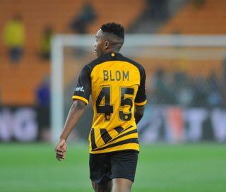 Kaizer Chiefs defender Njabulo Blom