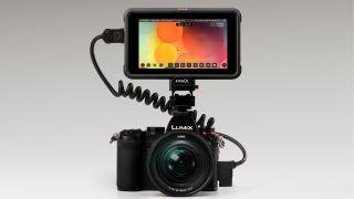Atomos/Panasonic Ninja V and Lumix S5