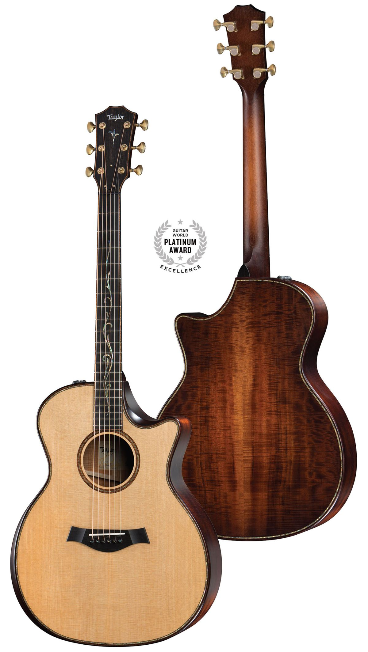 Review: Taylor Guitars Builder's Edition K14CE | Guitarworld