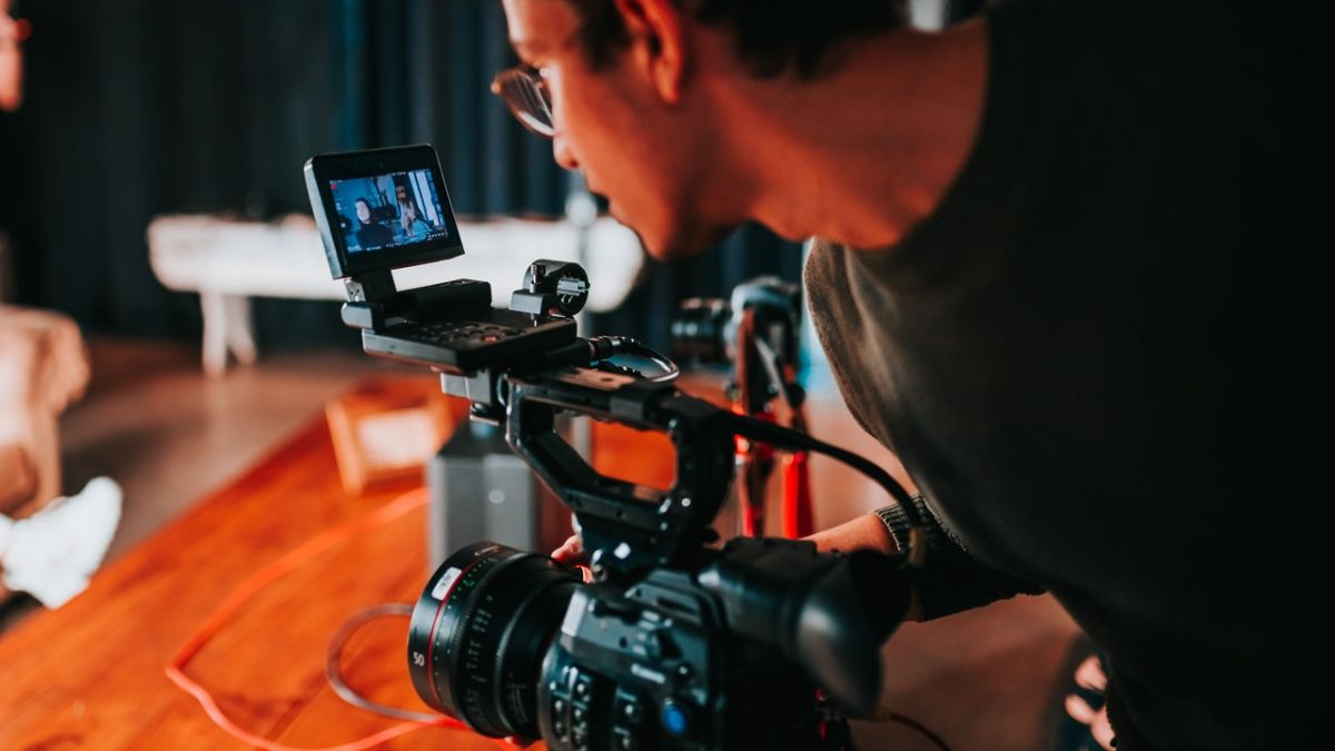 Go from beginner to pro with this videography training