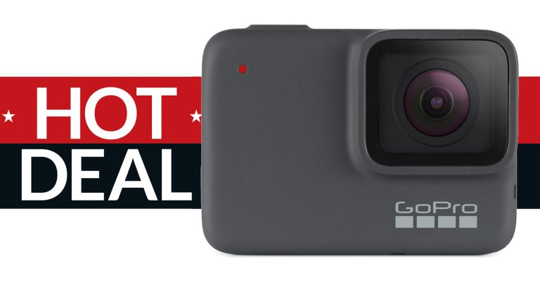 Cheap GoPro Hero7 Silver deal