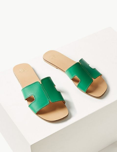 de21127401 If you buy one thing this summer, make sure its these £25 Marks & Spencer  sandals