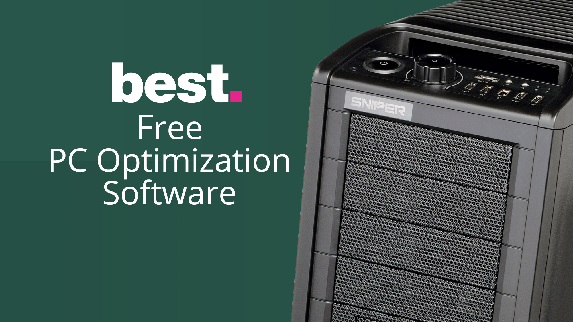 The Best Free Pc Optimizer 2021 Techradar