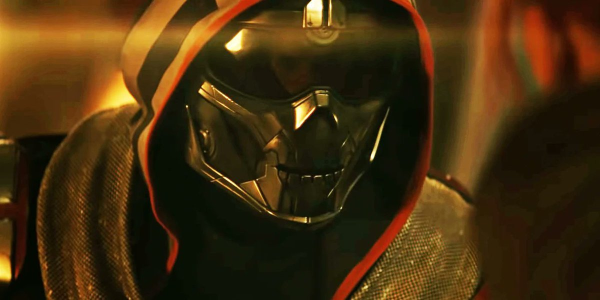 Taskmaster in Black Widow (2020)
