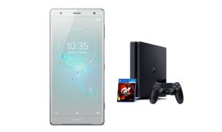 Sony Xperia XZ2 pre-orders come with a free PS4 or