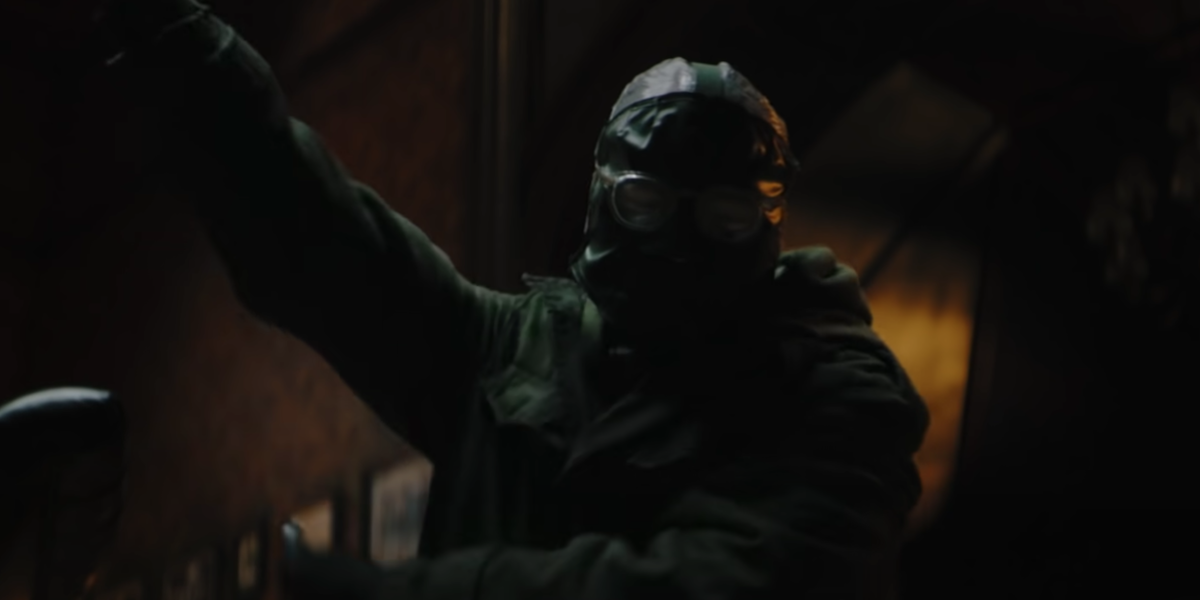 Бэтмен Мерч показал загадку Пола Дано самым странным образом