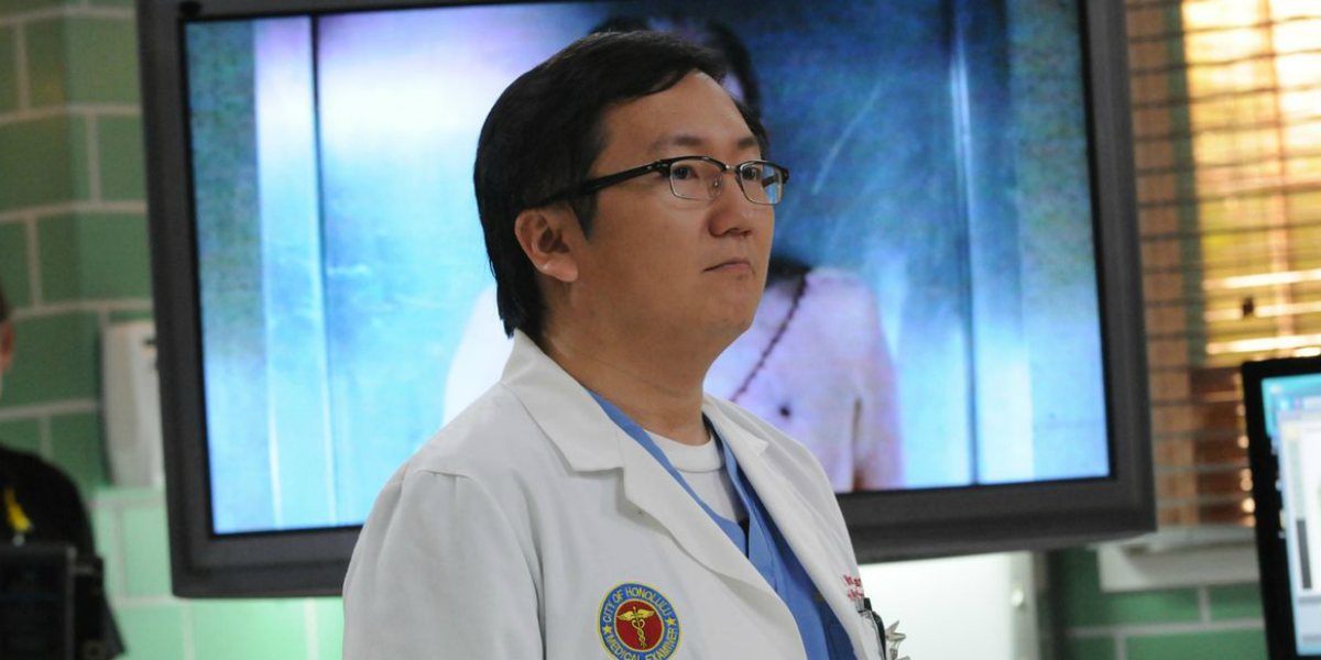 Hawaii Five-0 Masi Oka Max Bergman CBS