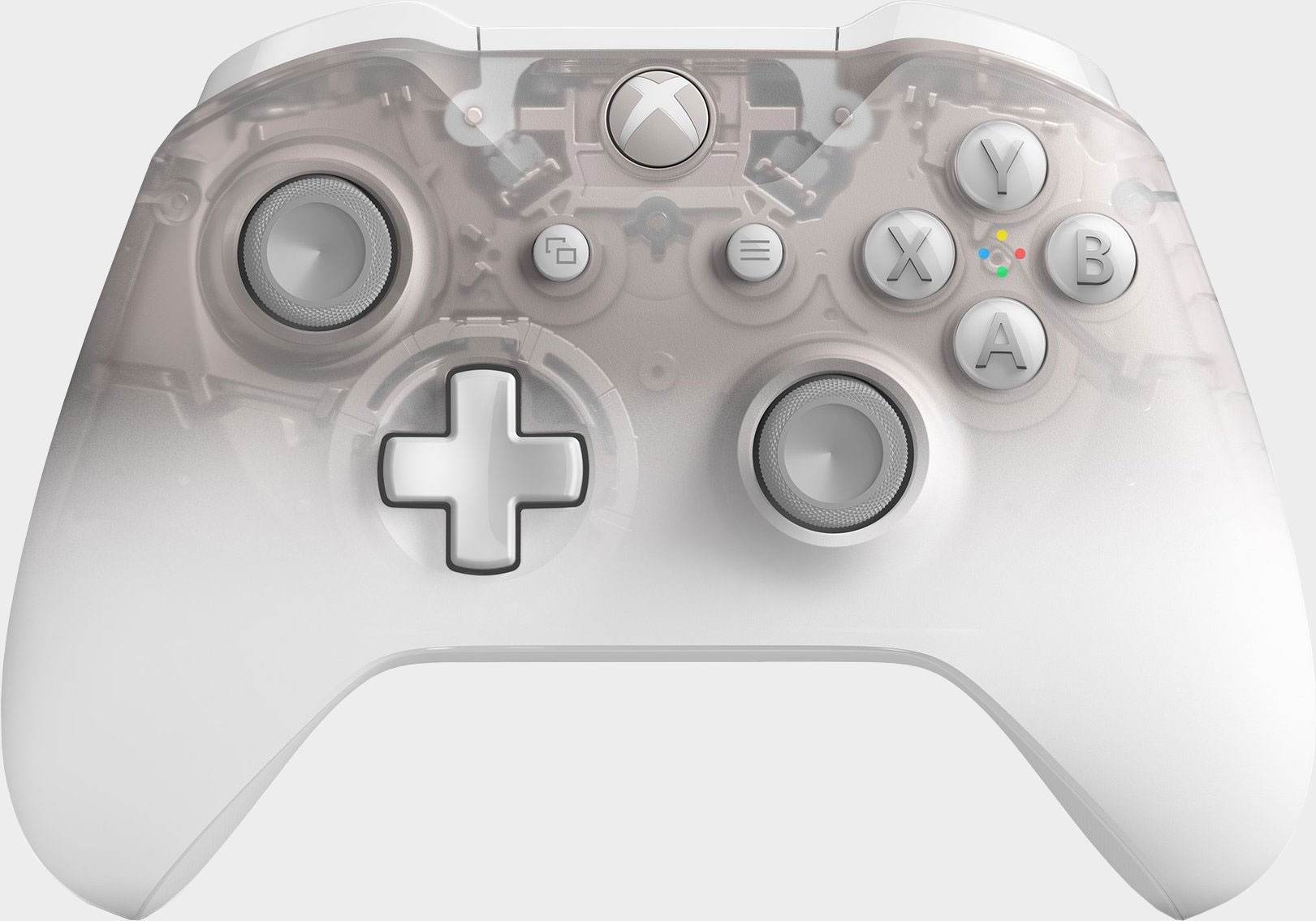 Microsoft's 'Phantom White' Xbox controller is gorgeous and