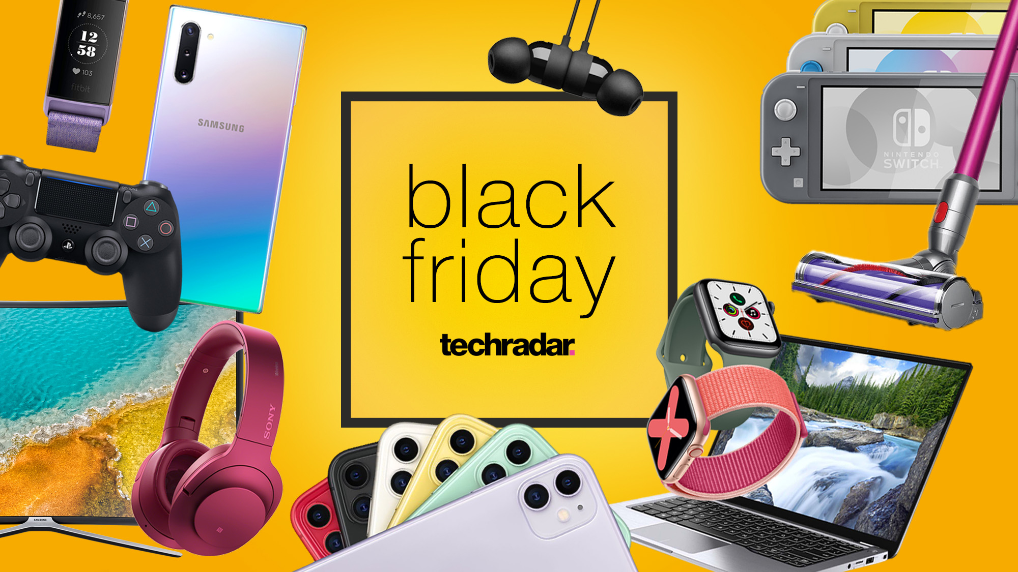 Best Laptop Deals Black Friday 2020.The Best Black Friday Deals 2019 Welcome To A Full Weekend