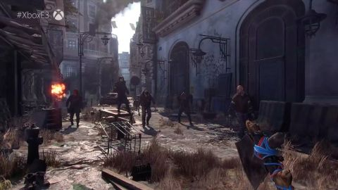 Dying Light 2 has been officially announced, first gameplay trailer