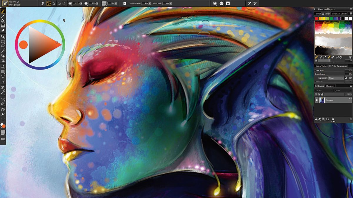 Get 70% off Corel Painter 2019... but you'll have to be quick!