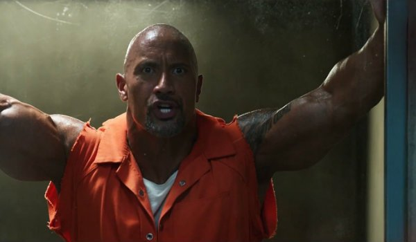 Dwayne Johnson Fate of the Furious