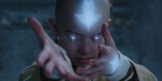 Noah Ringer as Aang