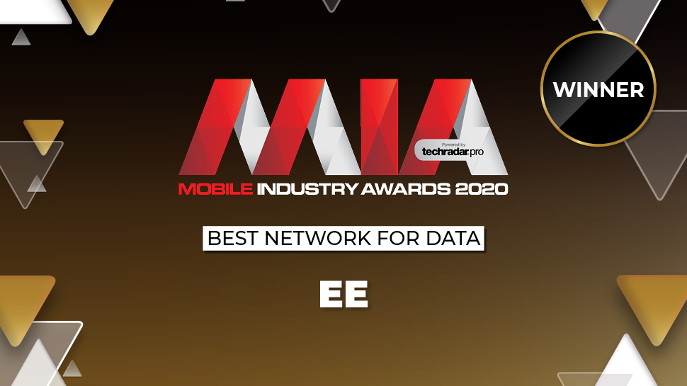 Mobile Industry Awards 2020: Best Network for Data is EE thumbnail