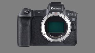 Canon EOS R's first firmware finally arrives, but underwhelms