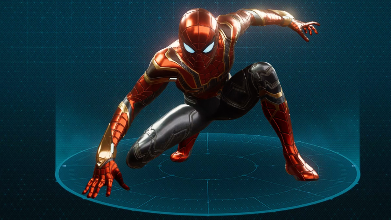 How to get the Spider-Man PS4 Iron Spider suit | GamesRadar+
