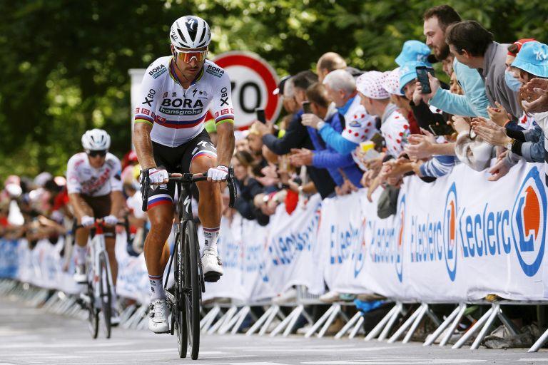 Peter Sagan at the 2021 Tour de France