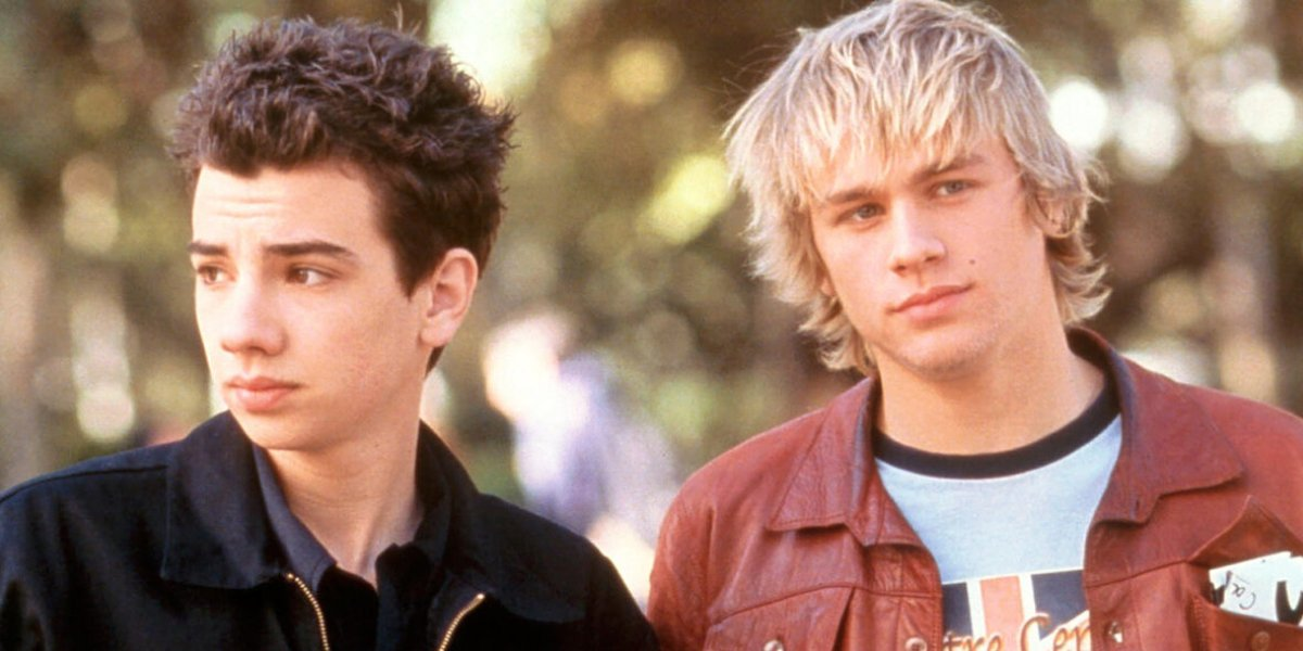 Jay Baruchel and Charlie Hunnam on Undeclared