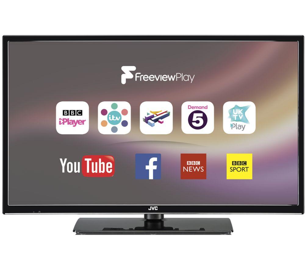 Should I buy the JVC LT-32C672 32-inch Smart LED TV? | TechRadar
