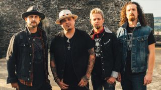 Black Stone Cherry press shot