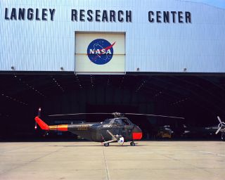 space history, nasa, rotorcraft