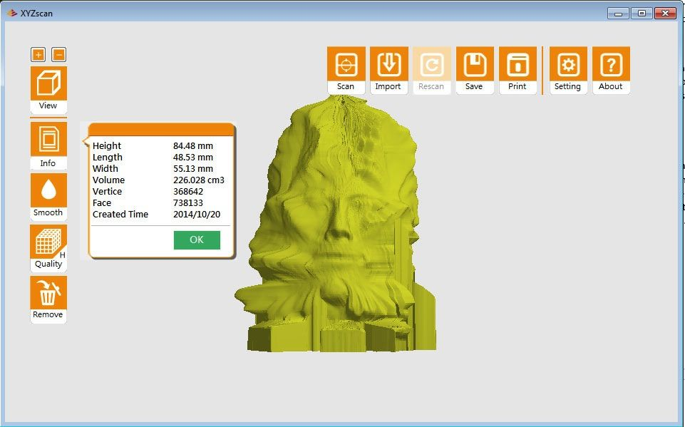 XYZ Da Vinci 1 0 AiO 3D Printer/Scanner Review: Mixed | Tom's Guide