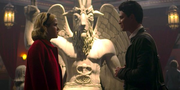 Chilling Adventures of Sabrina, The CW