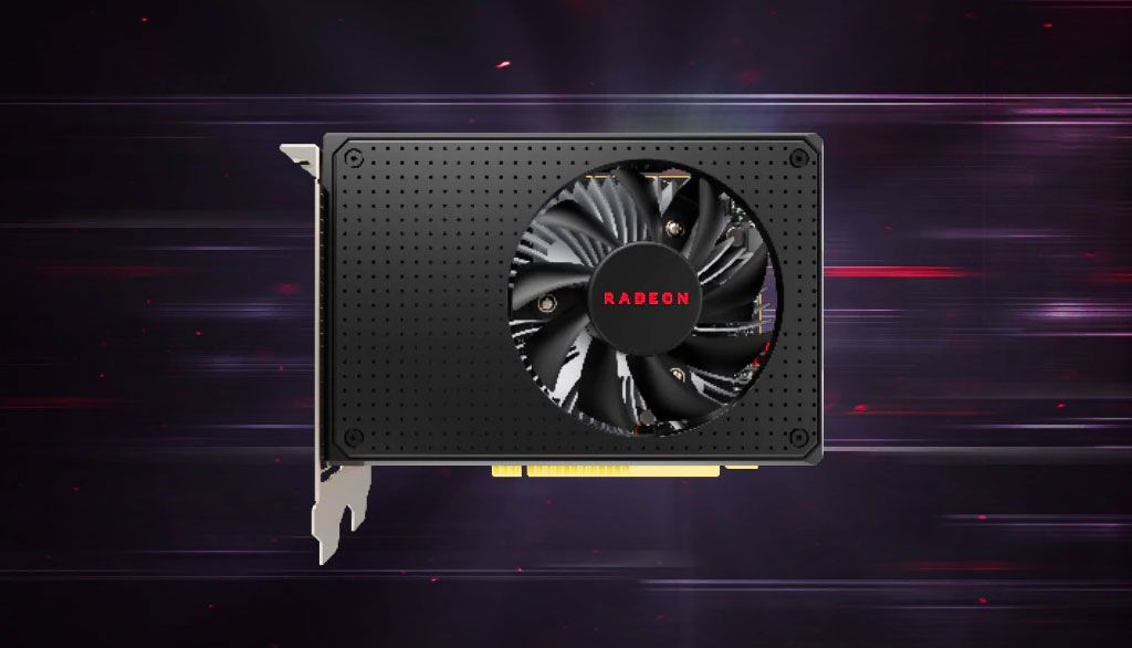 AMD's new Radeon 600 GPUs appear to be rebrands of the 500 series