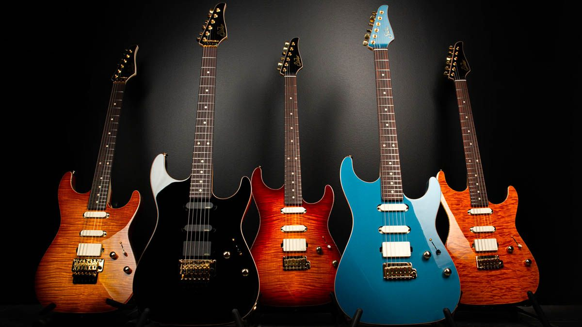 Suhr goes back to the future with the limited edition Standard Legacy series