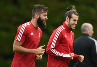 Wales – UEFA Euro 2016 – Media Activity – 5th July