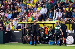 Norwich City v Leicester City – Premier League – Carrow Road