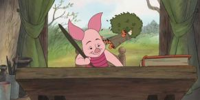 The Live Action Winnie The Pooh Movie Has Found Its Piglet