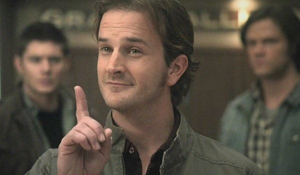 Richard Speight Jr. Supernatural The CW