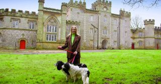 I'm a Celeb star Lady Colin Campbell thought she'd bagged a bargain when she bought Castle Goring, Sussex, in 2013 – but restoring it has been more financially and emotionally taxing than she ever imagined.