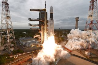 Chandrayaan-2 is expected to arrive in lunar orbit this September.