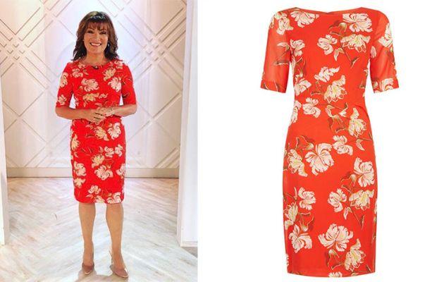 Lorraine Kelly Dress