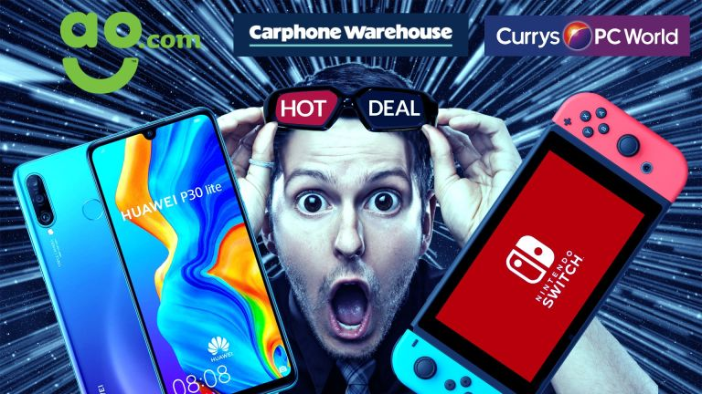 Amazon Prime Day Currys AO.com Carphone Warehouse